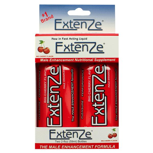 Extenze Cherry 2 Pk Meijer