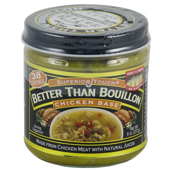 chicken base substitute