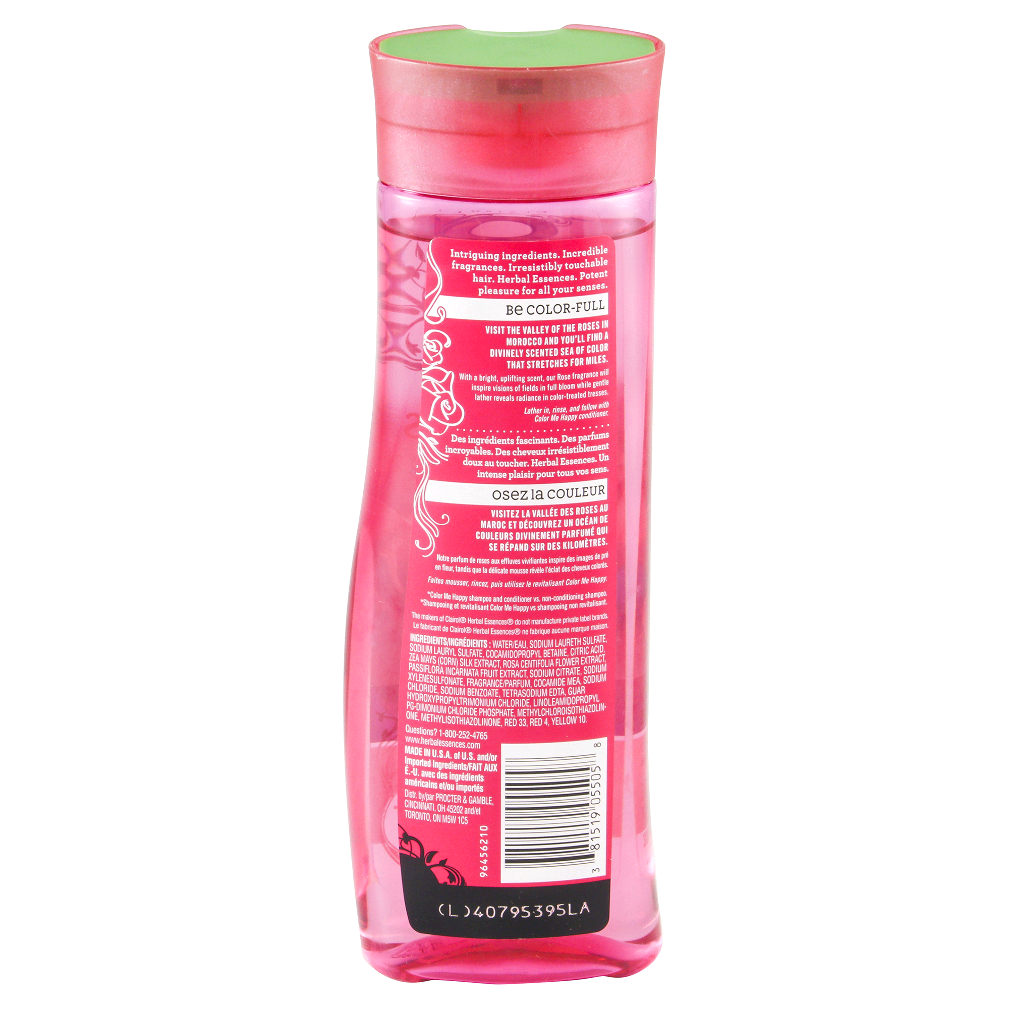 Herbal Essences Color Safe Shampoo Color Me Happy 10 1 Oz Meijer Com