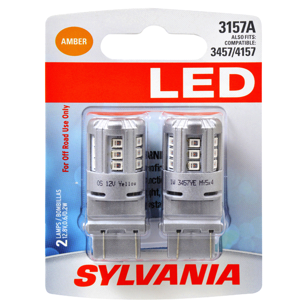 SYLVANIA 3157A SYL LED 2 Pack | Meijer.com on electric lamp, electric bird feeder, electric seeder, electric pedestal, electric auger, electric frame, electric picker, electric gates, electric scraper, electric desk, electric trailer, electric snow blower, electric drill, electric glass,