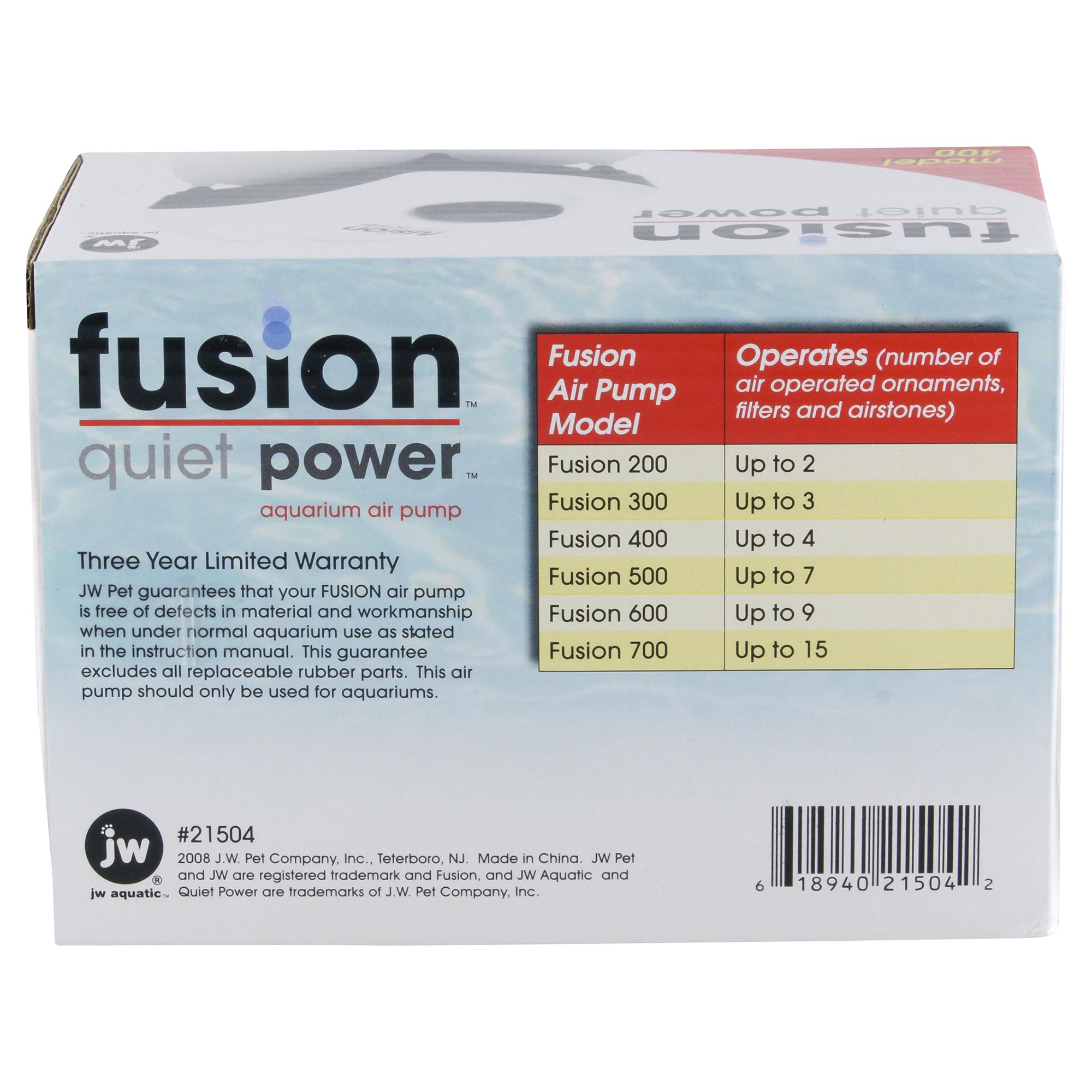 Company Fusion Air Pump 400 Aquarium New Pet Supplies Pumps (water)