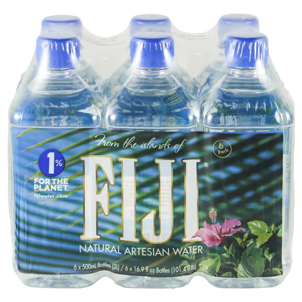 Fiji Water 6 Pk Meijer Com