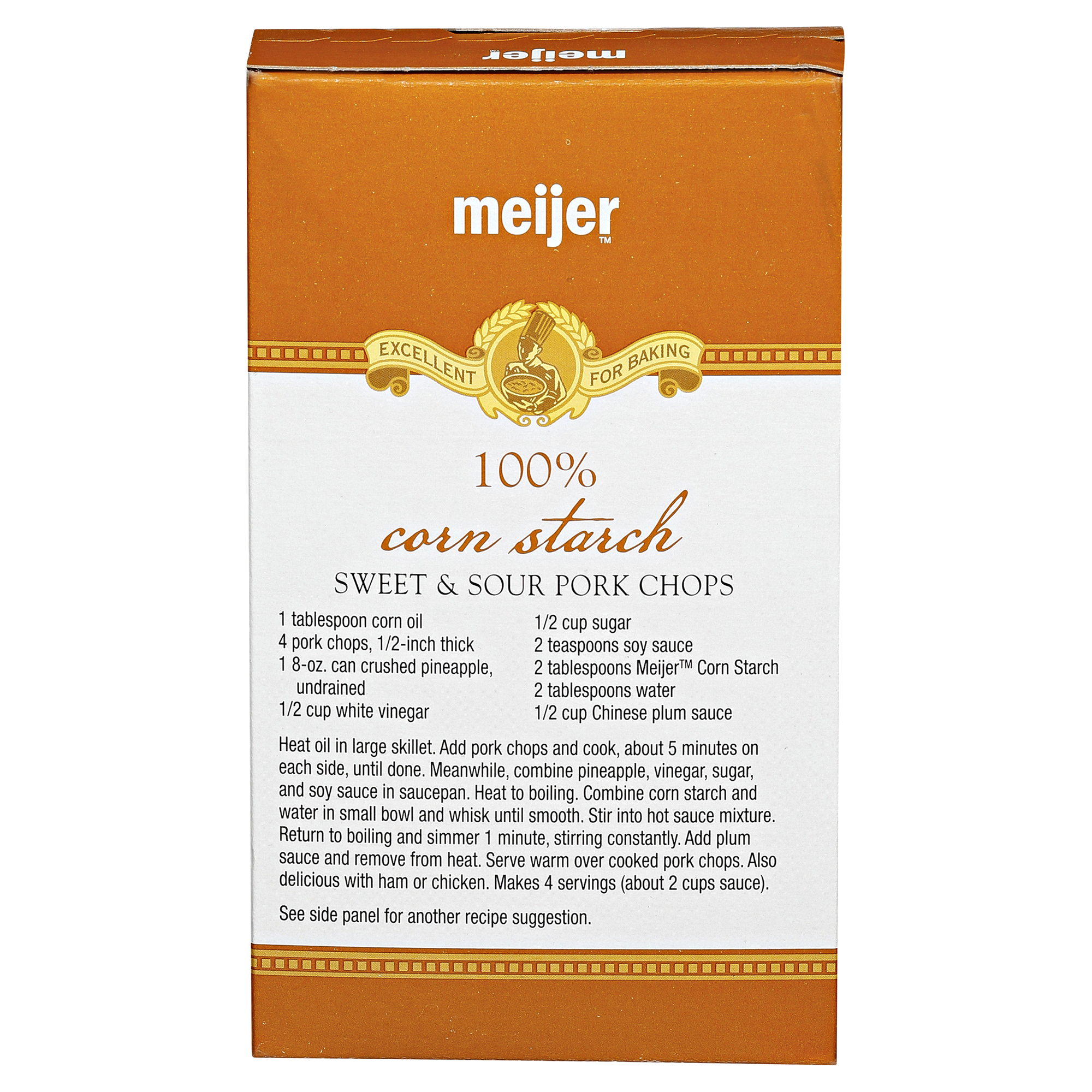 Meijer Corn Starch 16 Oz Meijer Com