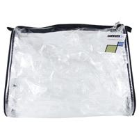 e497298b4d77 Studio M Clear Clutch Cosmetic Bag