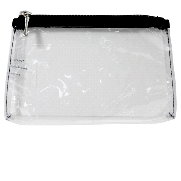 c8656a75f8f1 Studio M Clear Mini Cosmetic Case