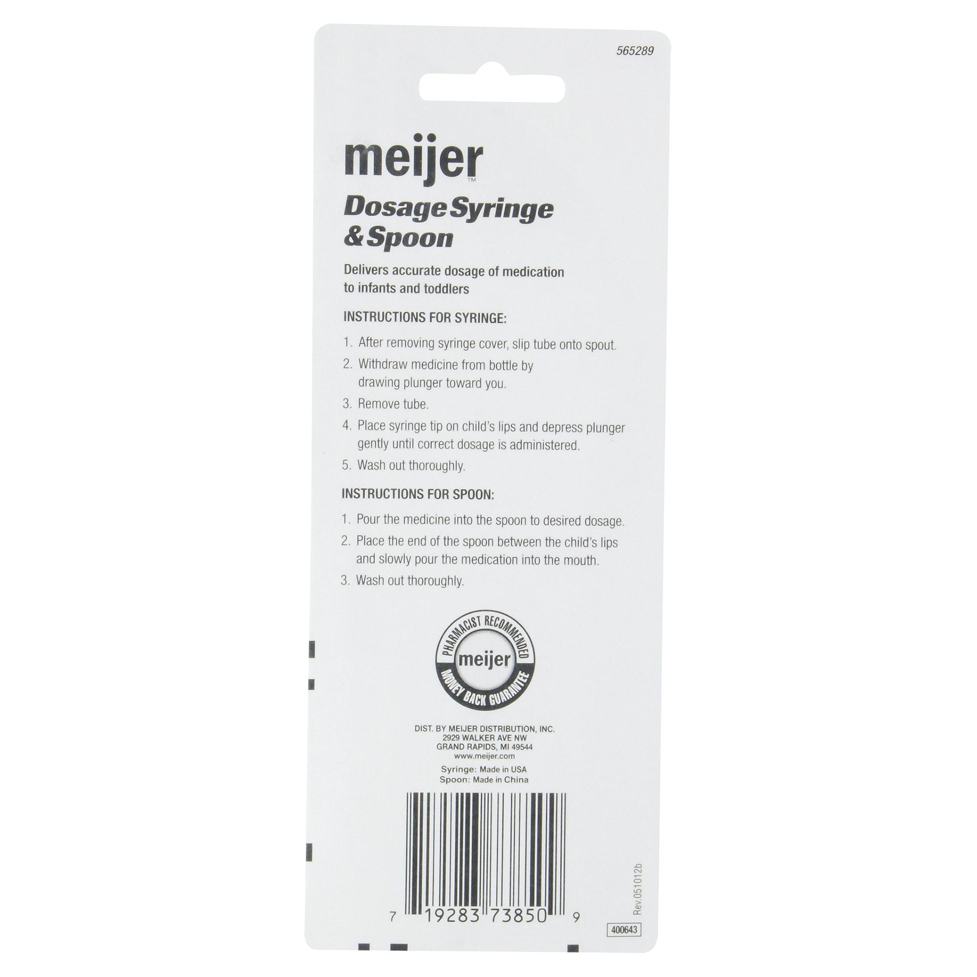 Meijer Car Seat Stroller Combo
