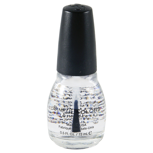Sinful Colors Nail Color Clear Coat .5 oz | Meijer.com