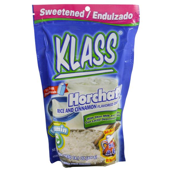 Klass Rice Cinnamon Horchata 141 Oz Meijercom