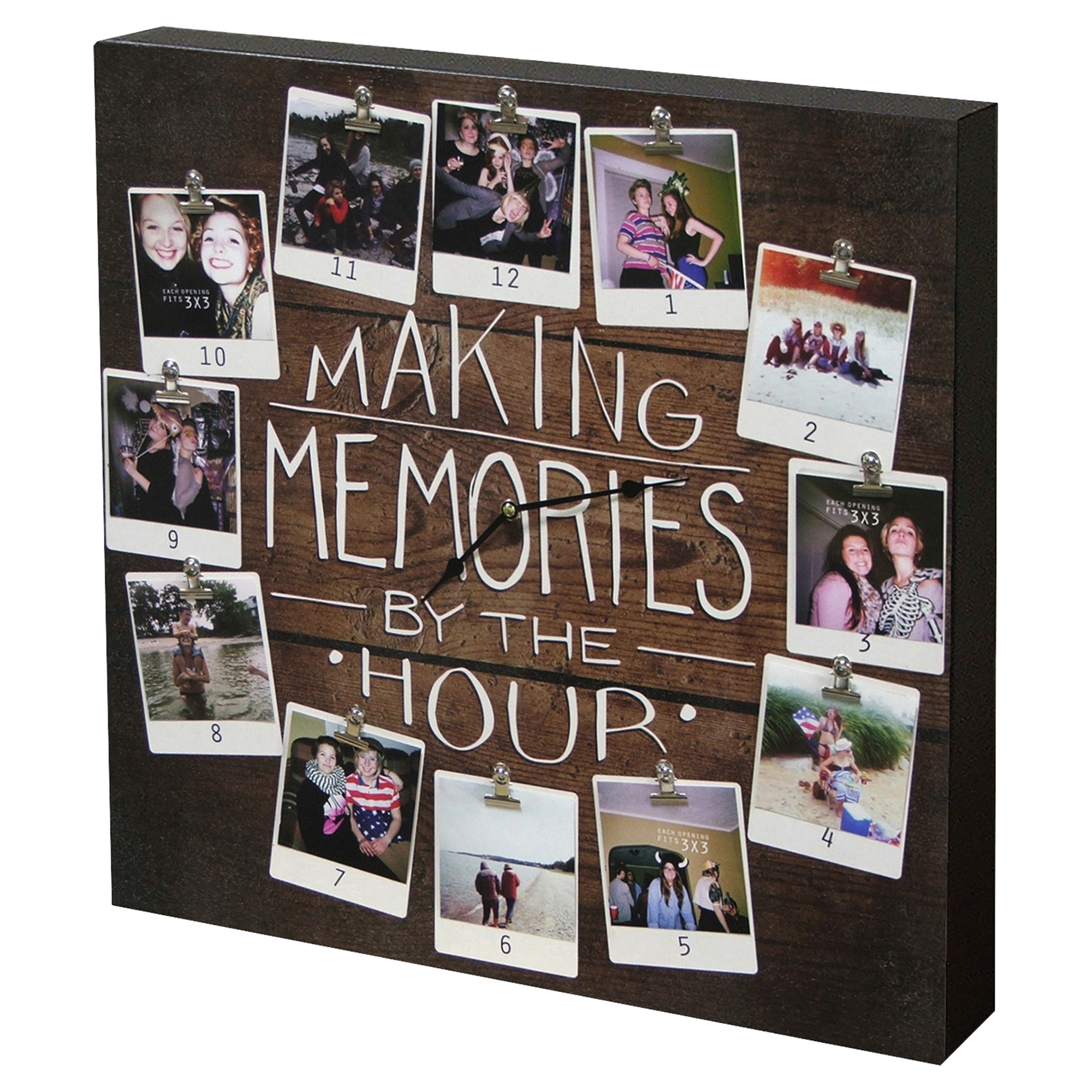 Creative Products Making Memories Clock 20 x 20 | Meijer.com