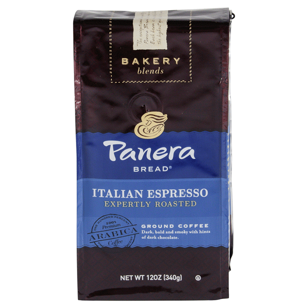 Panera Bread Coffee Box Extraordinary Panera Bread Ground Coffee Italian Espresso 60 Oz Meijer