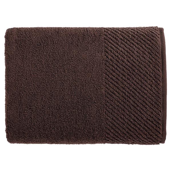 Eco Dry Solid Color Bath Towel Espresso Meijer Com