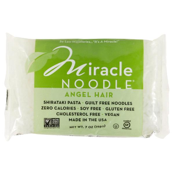 Miracle Noodle Angel Hair 7 Oz Meijer Com