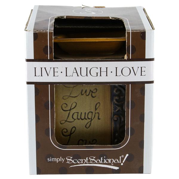 Scentsationals Wax Warmer Live Love Laugh Meijer