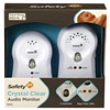 Meijer.com deals on Safety 1st Crystal Clear Audio Monitor
