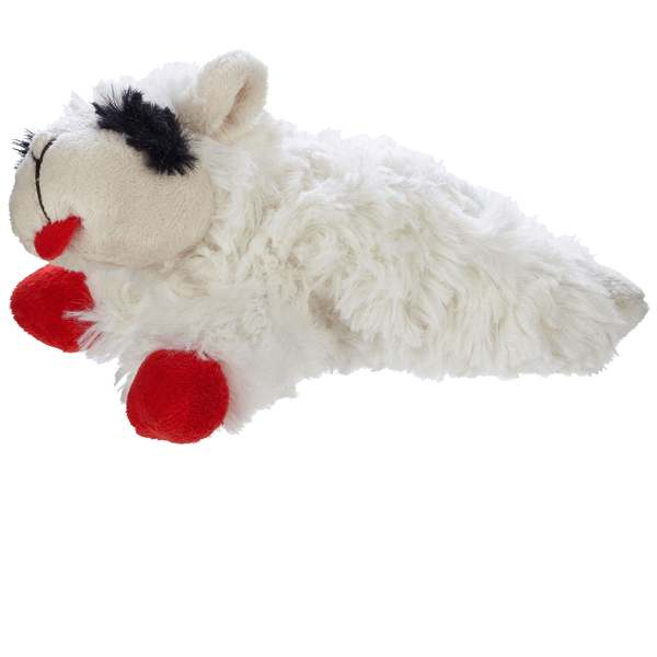 Meijer 10 Lamb Chop Plush Mini Dog Toy Meijer Com