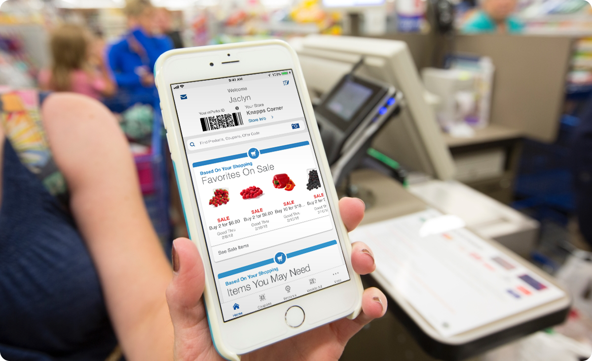 Meijer mPerks - Experience the power of mPerks at your fingertips.