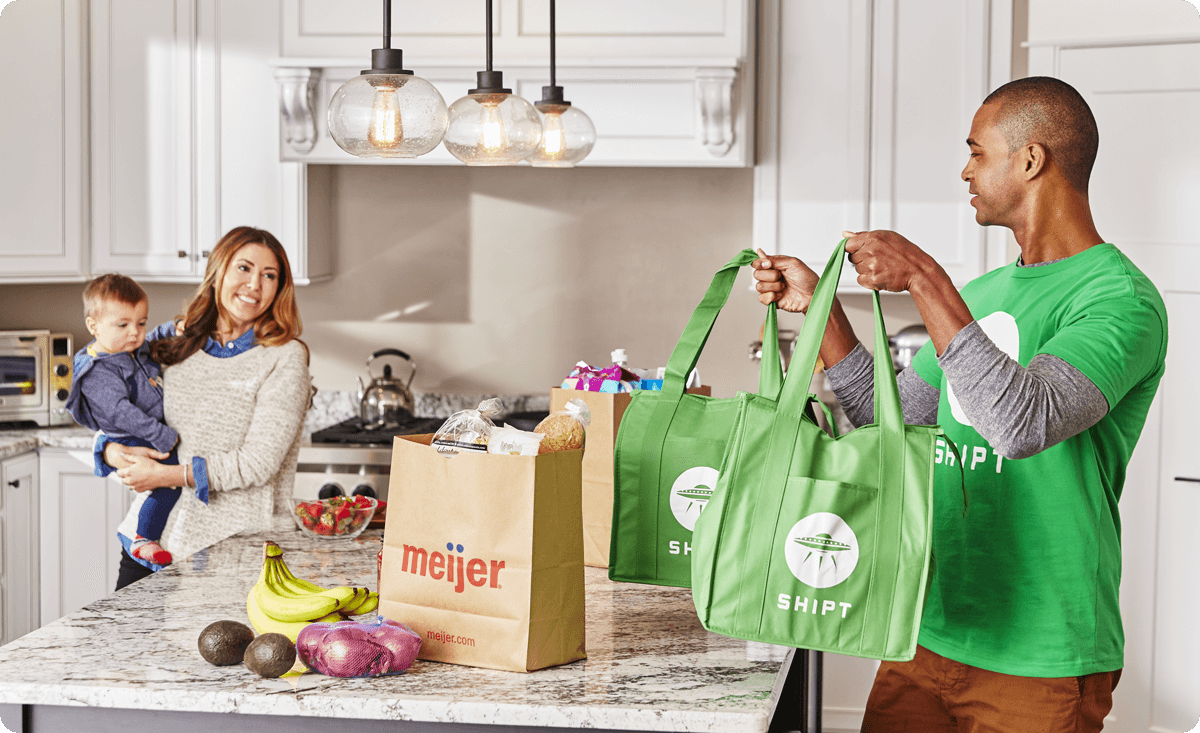 Meijer mPerks - Now Earn mPerks Rewards with Home Delivery!